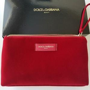 Dolce & Gabbana Makeup/Cosmetic Bag